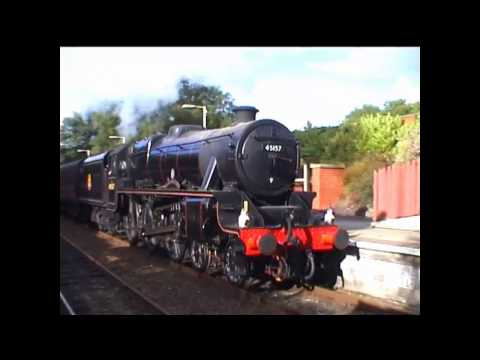 Rail Mix Steam Diesel Electric Mainline and ELR 2000-2004