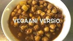 Kikherne ja peruna curry (2 annos)