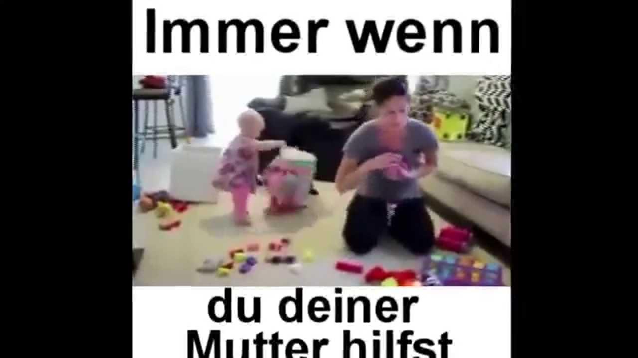Erzähle es nicht deiner Mutter