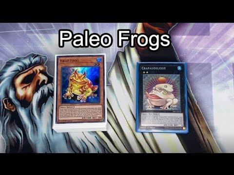 Yu-Gi-Oh! Paleo Frog