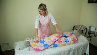 Водоростеві обгортання плюс різні види масажу. Ефект вразить