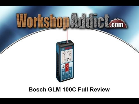 Bosch GLM 100C Full Length Review