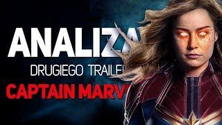 Captain Marvel - Analiza drugiego trailera! Co wydarzyło się przed Infinity War?!