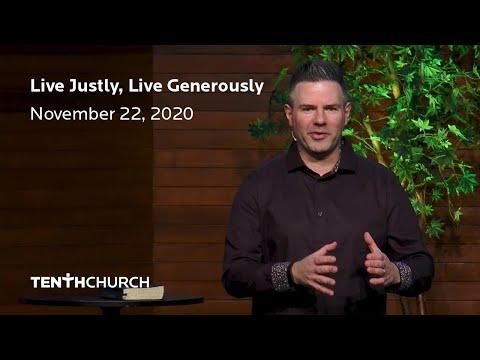 Tenth Online Service November 22, 2020