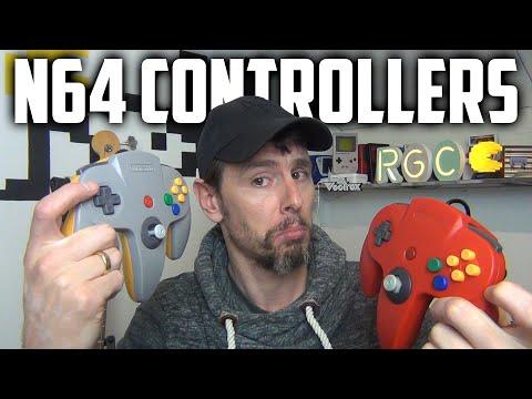 Fixing A Broken N64 Controller
