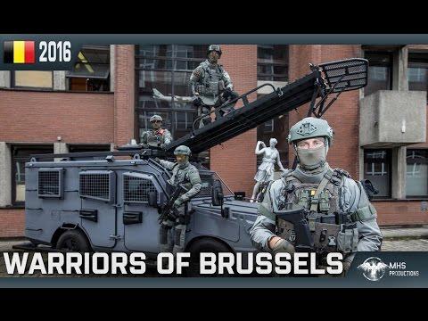 """DSU/CGSU   """"Secret Warriors of Brussels"""""""