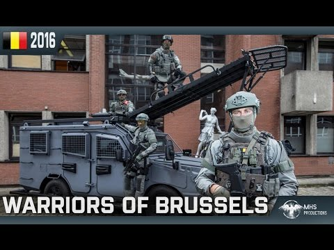 "DSU/CGSU | ""Secret Warriors of Brussels"""
