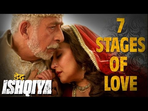 Which Stage Of Ishq Are You At ? Dedh Ishqiya - Fun on the Sets