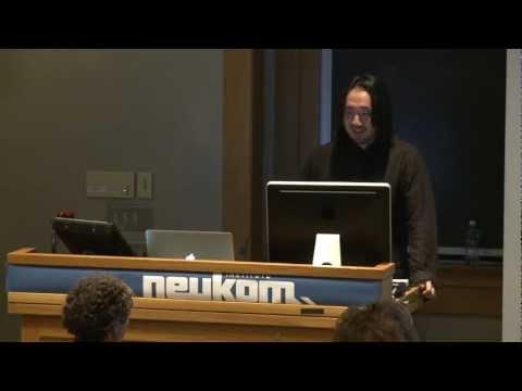 Neukom Institute presents Ge Wang: Music, Computing, People