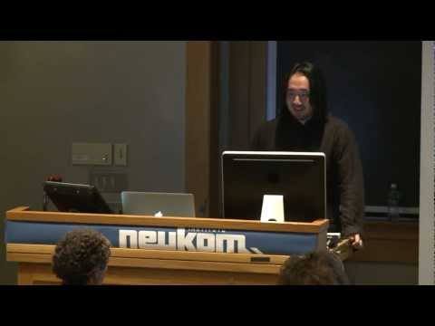 Neukom Institute presents Ge Wang: Music, Computing, People