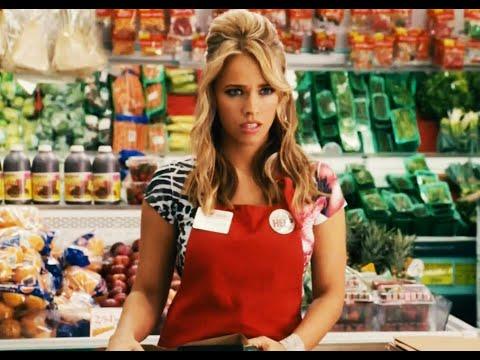 Сцена в супермаркете: Третий лишний (2012) Момент из фильма  Full HD 1080p