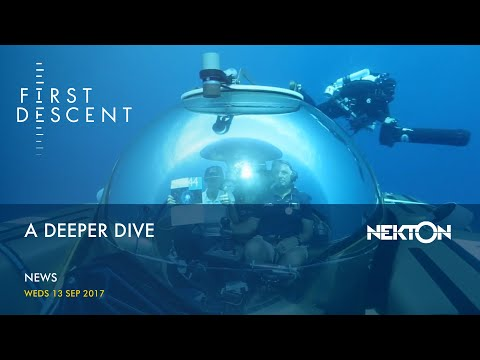 FIRST DESCENT - INDIAN OCEAN MISSION 2019-2022 [a deeper dive]
