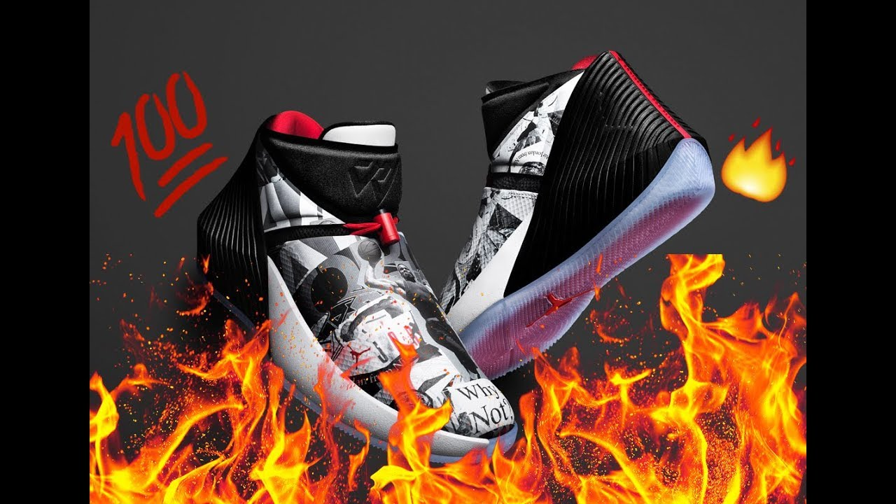38a35aea48b1 Introducing Russell Westbrook s Jordan Why Not Zer0.1 !!!
