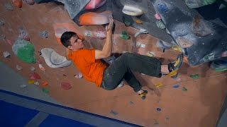 Sandro Is Finally Bouldering With Us!