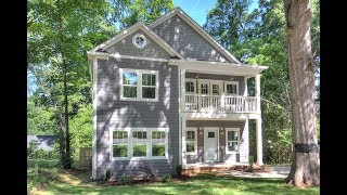 Polished New Construction In Charming Smallwood!