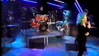 Bonnie Tyler - Sally Comes Around - German TV - Talk Show (N3)