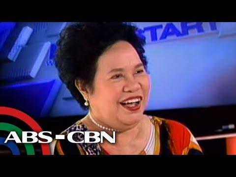 Santiago on Enrile: He should never have been Senate president