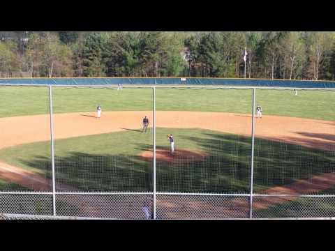 Tanner Revis Dirtbags Baseball Enka NC pitching