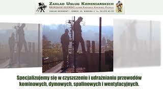Usługi kominiarskie Zabrze Bronisław Gilewski