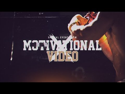 Sports Motivational Promo - After Effects template - 동영상