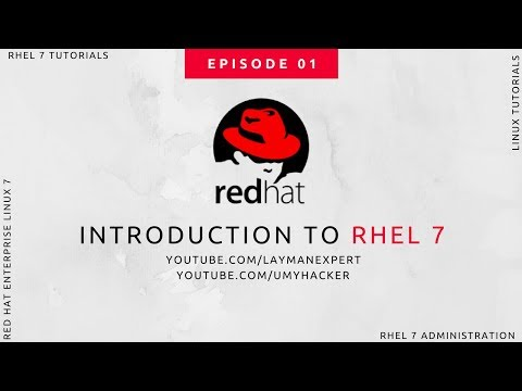 Red Hat Enterprise Linux 7 (RHEL 7.0) Tutorial : An Introduction to Linux