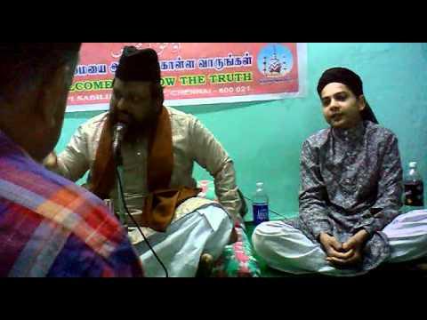 Ahle-E-Rasool Peer-E-Tareequath Al Haj Syed Mohame...