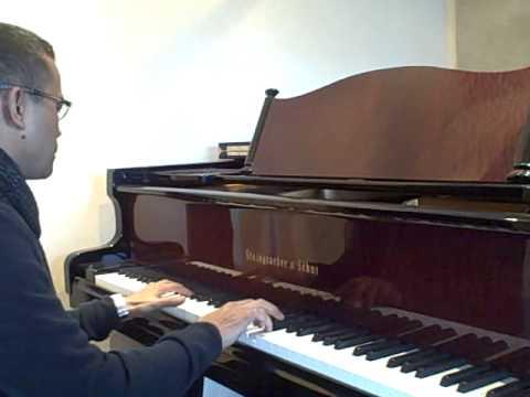 corner of the sky solo piano John Florencio