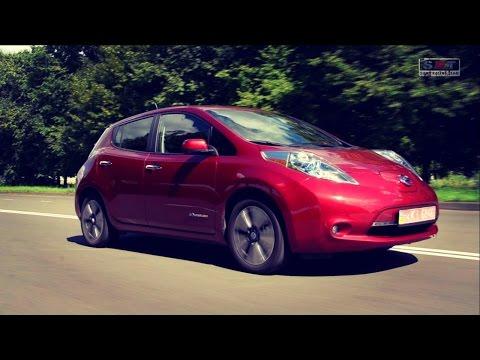 Nissan Leaf за $12000 – езда на халяву или развод? Срок службы, 0-100, тест-драйв.