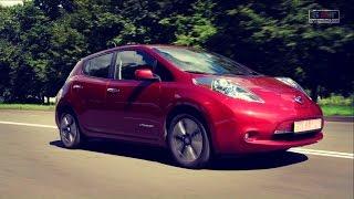 Nissan Leaf за $12000 - езда на халяву или развод? Срок службы, 0-100, тест-драйв.