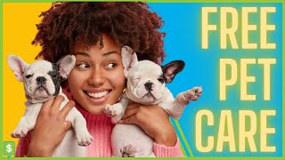 How to Get Free Pet Care in all 50 States (Free Veterinary Care, Free Pet Food & More)