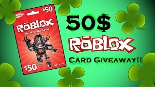 Free Roblox Gift Card!!!!