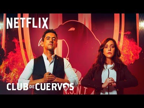 Club de Cuervos: Temporada final | Tráiler | Netflix