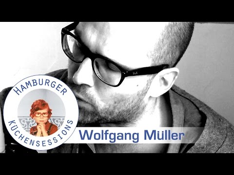 """Wolfgang Müller """"Unterschiedlich Schwer"""" live @ Hamburger Küchensessions"""