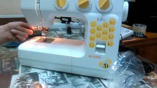 Інструкція до швейній машині