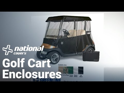Golf Cart Enclosure Covers Reviews Greenline Golf Cart