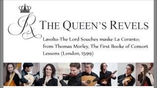 Lavolto - The Lord Souches maske - La Coranto