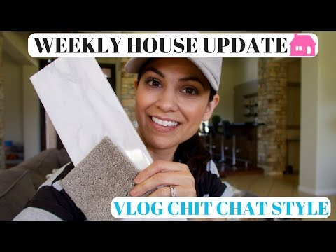 NEW HOME DECOR || VLOG STYLE HOUSE UPDATE || CHIT CHAT WHAT'S NEW