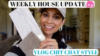 NEW HOME DECOR || VLOG STYLE HOUSE UPDATE || CHIT CHAT WHAT