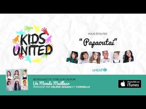 KIDS UNITED - Papaoutai (Audio officiel)