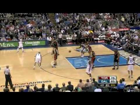 Dallas Mavericks Top Ten Plays of the   2009 Season