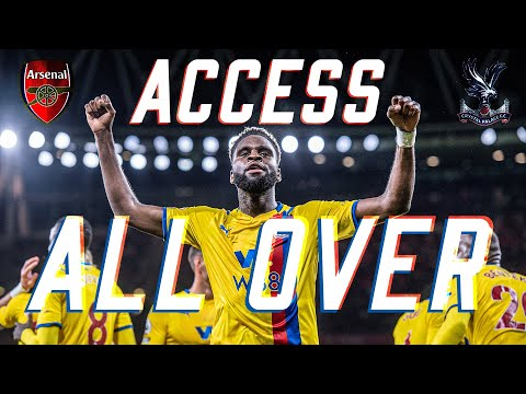 DRAMA AT THE EMIRATES | Access All Over