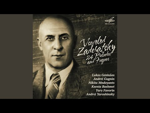 24 Preludes and Fugues: No. 20, Fugue in C Minor