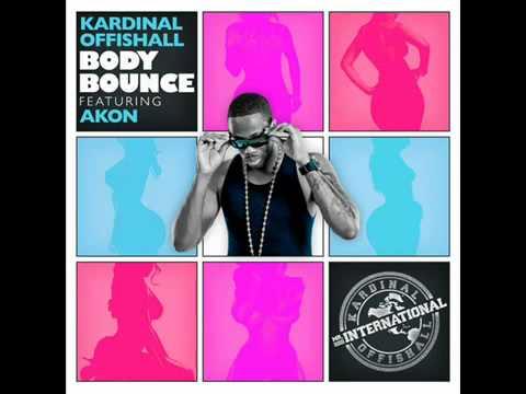 Akon - Body Bounce -  Ft. Kardinal - 2011.flv