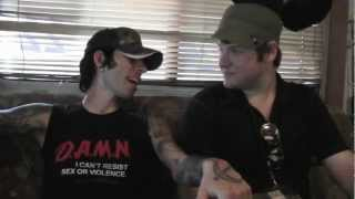 Deuce Interview [Live from Uproar 2012] ***Explicit Language***