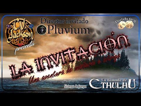 La Llamada de Cthulhu - La invitación (Director invitado)
