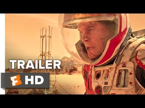 The Martian Official Trailer #2 (2015) - Matt Damon, Jessica Chastain Movie HD