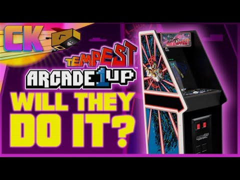 Will Arcade1up release Tempest? from Console Kits