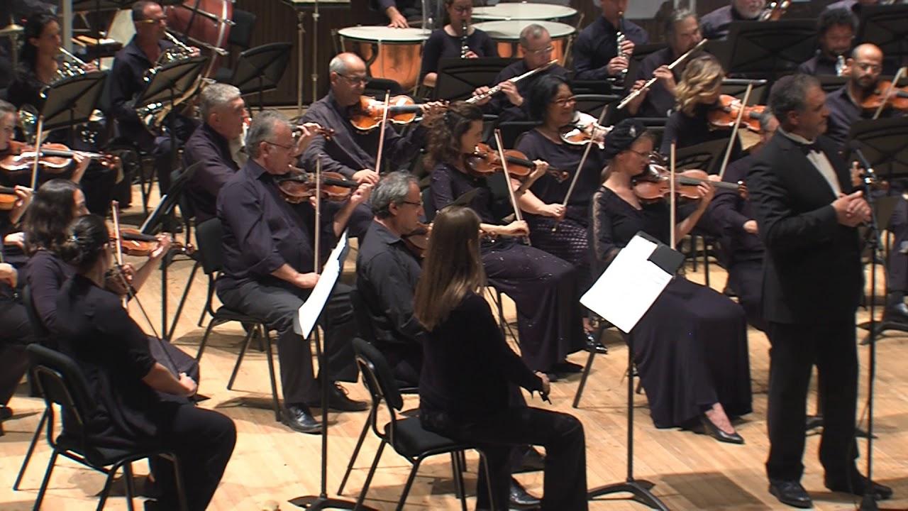 קול דודי - אברימי רוט & ישראל רנד - קונצרט בנבל עשור ירושלים