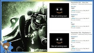 Mysterious New Bethesda Game Leaked On Amazon! - Fallout 3 Remaster?