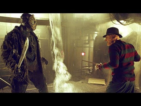 Freddy vs Jason - Fight Scene